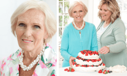 Small Of Mary Berry Cookbook