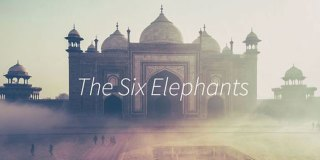 The Six Elephants – Ancient myth with a moral!