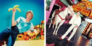 12 Bizarre Pictures of a Young Leonardo DiCaprio Photographed by David LaChapelle in 1995
