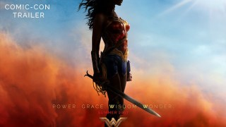 Watch the first trailer for Wonder Woman