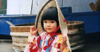 Cutest Little Girl in Japan Perfectly Captures the Joys of Childhood