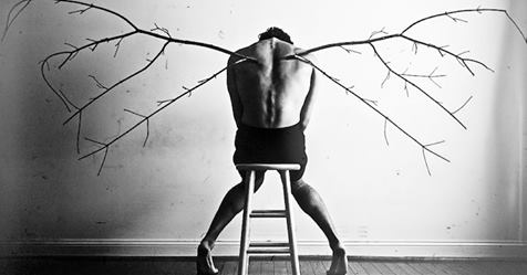 Young Photographer Takes Surreal Self-Portraits to Cope with Depression