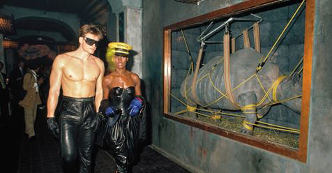 From Chemical Engineer to Action Star – Pictures of Dolph Lundgren and His Girlfriend Grace Jones From the Early 1980s