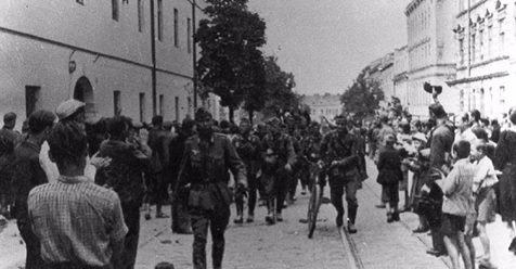 You Will Be Shocked Looking at These 30 Historic Photos of Lviv Pogroms in 1941