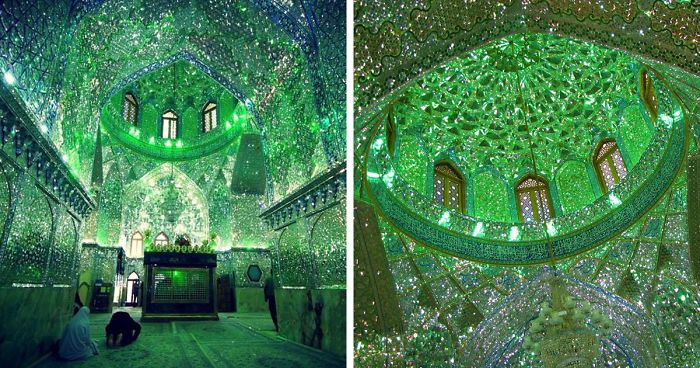 This Mosque Might Look Ordinary From Outside, But It Will Make Your Jaw Drop Once You Enter It