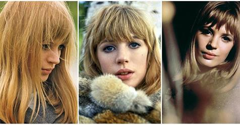 20 Beautiful Color Photos of Marianne Faithfull in the 1960s