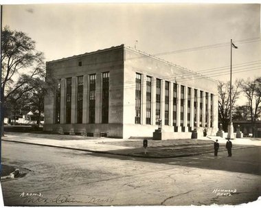 The federal courthouse in Meridian is slated for closure in a bill sent to President Barack Obama. (Natchez Archives)