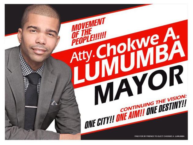 Chokwe Lumumba