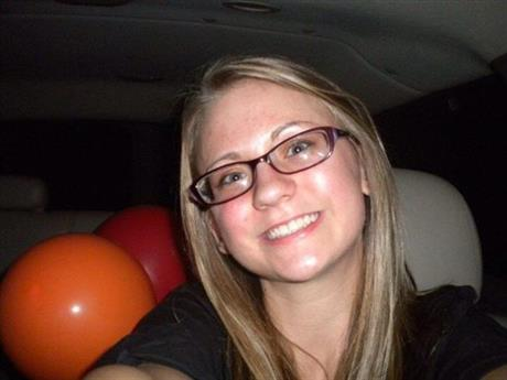 This undated photograph released by the families of Jessica Chambers and her sister Amanda Prince, shows Jessica Chambers taken in Courtland, Miss. Mississippi authorities have launched a homicide investigation into the death of the 19-year-old woman who was found badly burned on a road near her car that was on fire in Panola County. (The Associated Press)