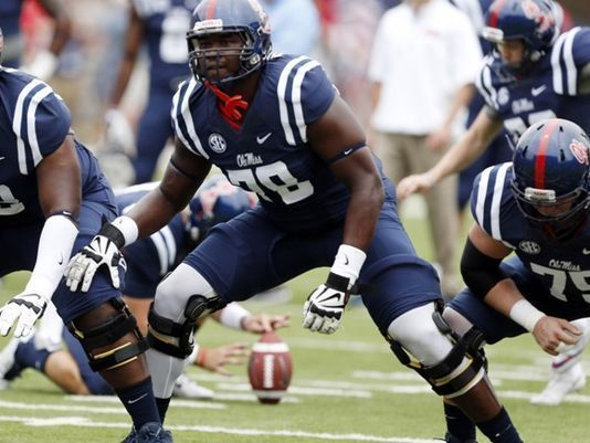 Ole Miss' Laremy Tunsil was the only player from a Mississippi school to earn a spot on the Associated Press All-Bowl Team. File photo/AL.com