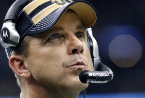New Orleans Saints head coach Sean Payton has agreed to a new 5-year contract with the team. (File photo/Gulflive.com)