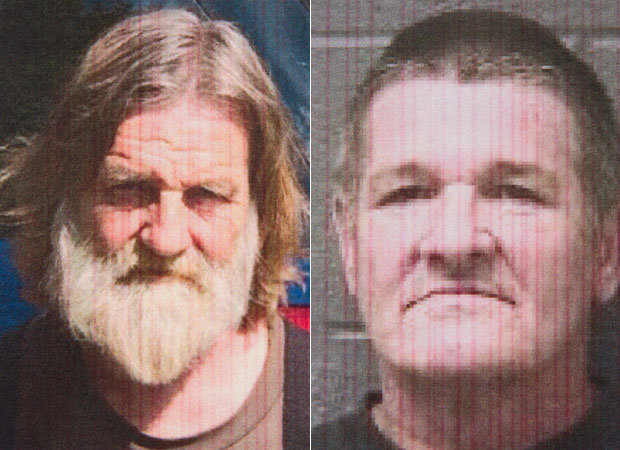 Two men arrested in 1973 murders of California girls