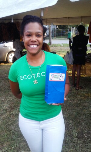 Dr. Pandwe Gibson, CEO of EcoTech Visions