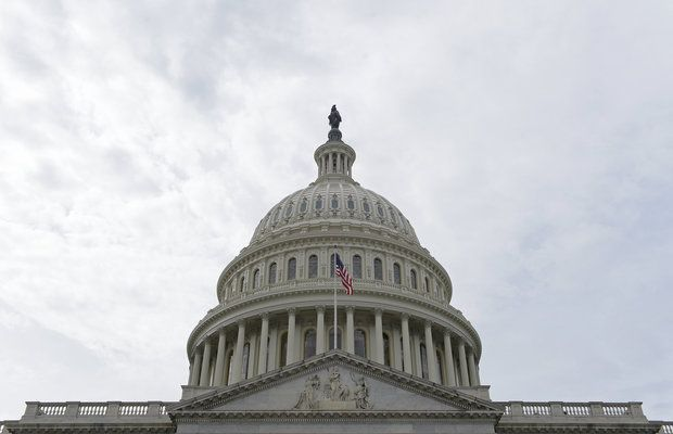 Lawmakers return to Washington this week to a familiar quagmire on health care legislation and a budget deadline dramatized by the prospect of a protracted battle between President Donald Trump and congressional Democrats over his border wall. (AP Photo/Susan Walsh, File)