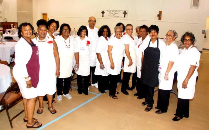 College Hill Hostess Ministry