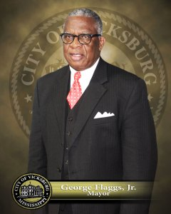 Mayor George Flaggs Jr.