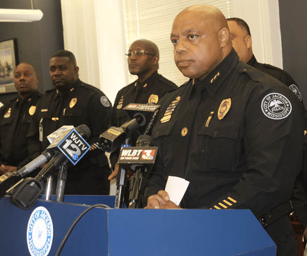 JPD Interim Police Chief James Davis discusses new plans to shift the department and city forward.