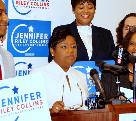 Women's History Month Spotlight: Jennifer Riley Collins