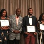 2 AABE 2019 Scholarship Recipients