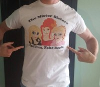 The Mister Sisters Limited Edition Tee