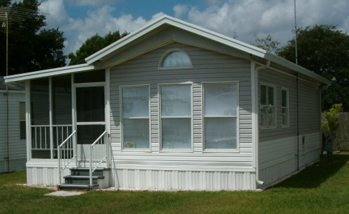 Medium Of Trailer Home For Sale