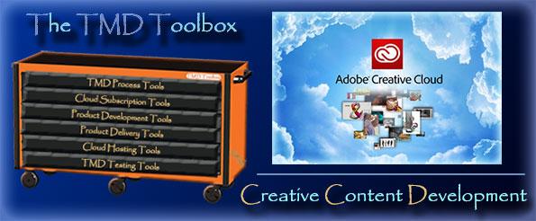Adobe Creative Cloud Web Content Tools