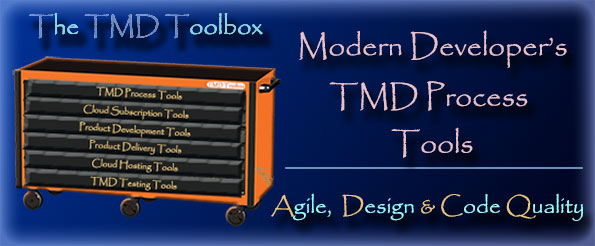 Featured TMD Process Tools