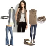 Perfect Fall Transition Piece: Vests (How to Wear Them Now, and Later)