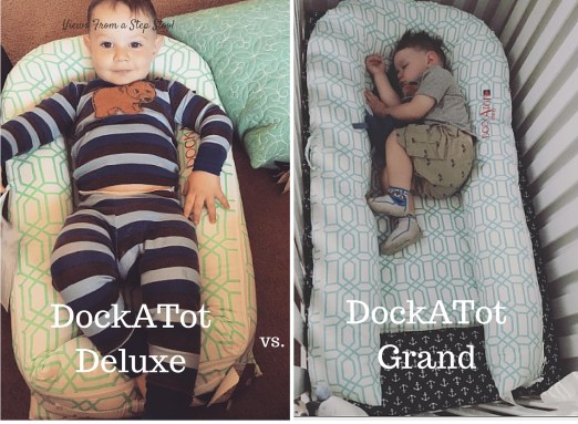 Have you been co-sleeping and want to transition to independent sleeping? Here are a few very gentle, and hopefully tear-free, tips for the family! And check out the DockATot and how my kids are loving it!