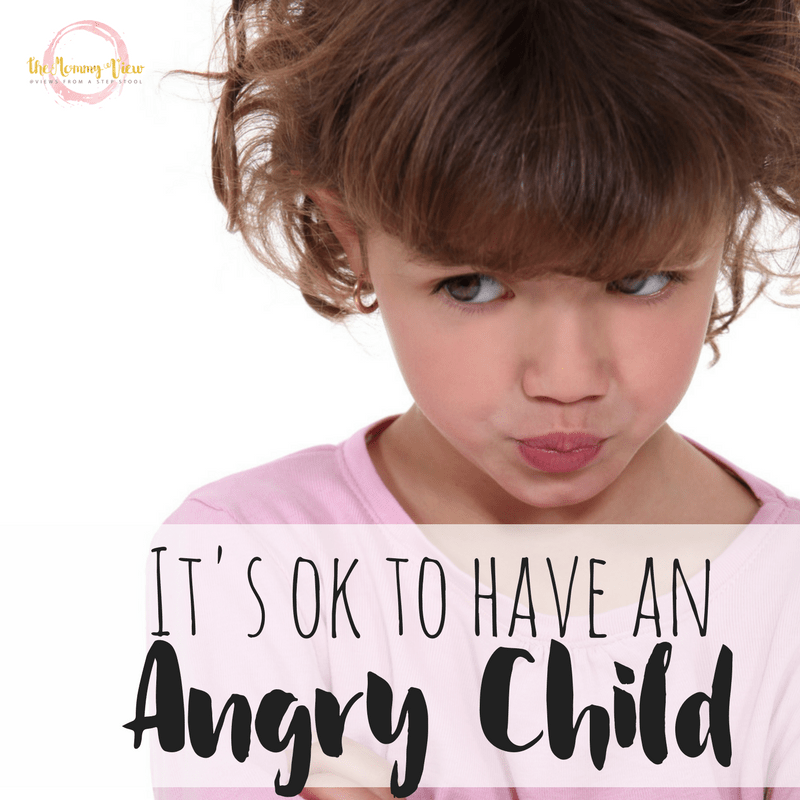 angry child square
