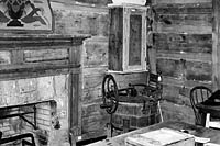 Bell Family Cabin Interior