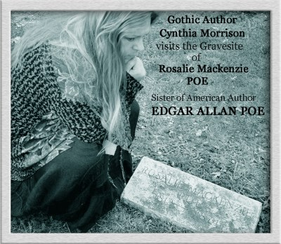 Rosalie Mackenzie Poe Grave