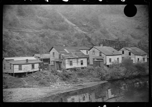 West Viriginal Coal Mining Town