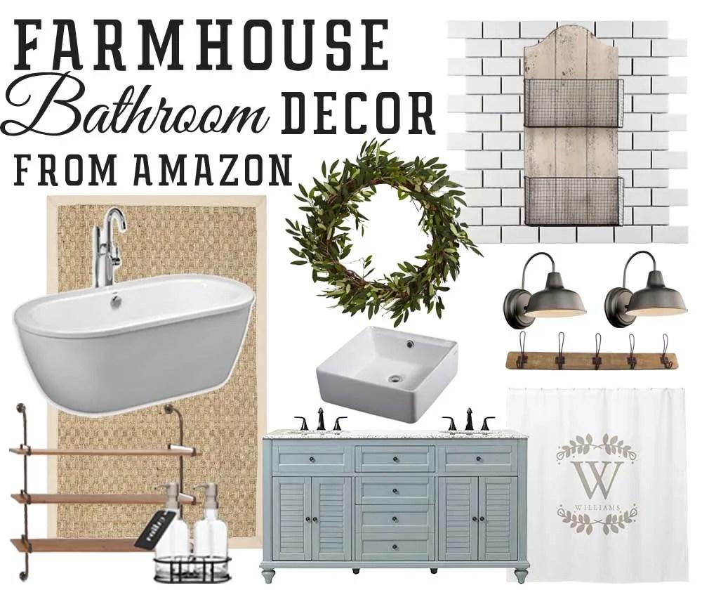 Fullsize Of Farmhouse Bathroom Decor