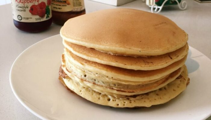 The Perfect Pancake Recipe