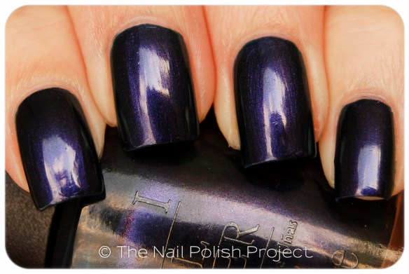 110918 dsc 5713 Swatched   OPI Glacier Bay Blues