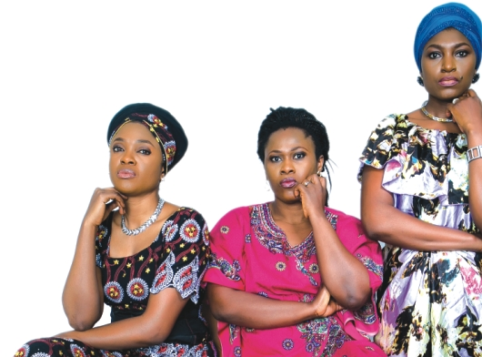 Omoni strikes GOLD WITH Wives on Strike