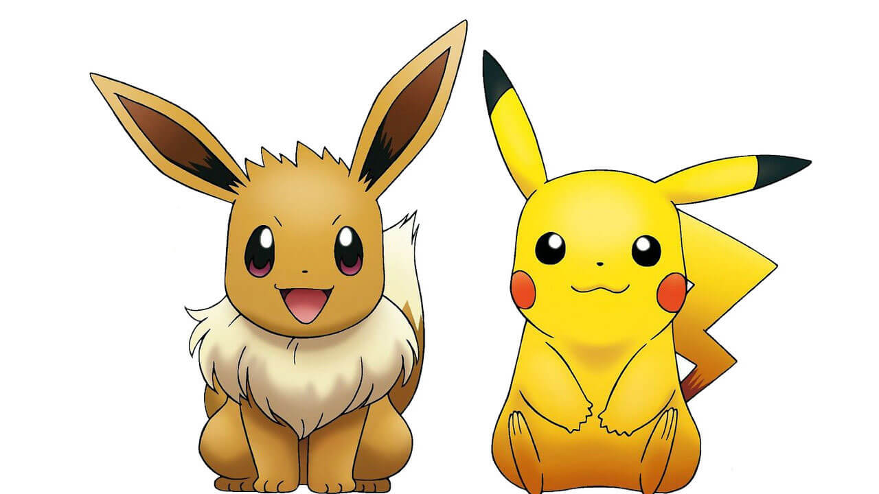 Pokemon Let s Go Pikachu   Eevee Revealed   The Nerd Stash Pokemon Let s Go Pikachu   Eevee Revealed