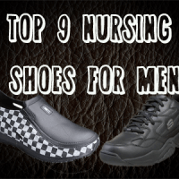 Top 9 Nursing Shoes for Men