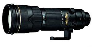 NIKKOR 200-400mm f/4G ED VR II