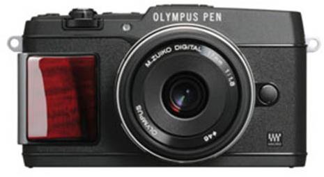 Olympus E-P5 Premium
