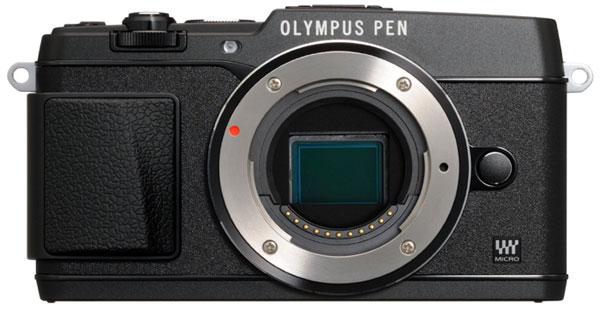 Olympus E-P5 Front