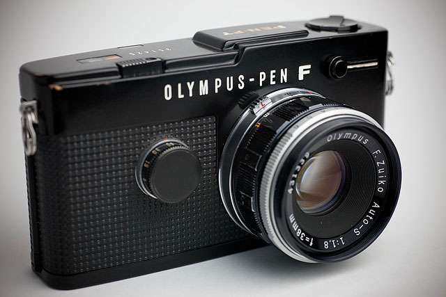 olympus pen f new camera. Black Bedroom Furniture Sets. Home Design Ideas