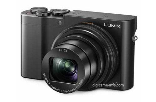 Panasonic tz100 compact camera with 1 inch sensor new camera for New camera 2015