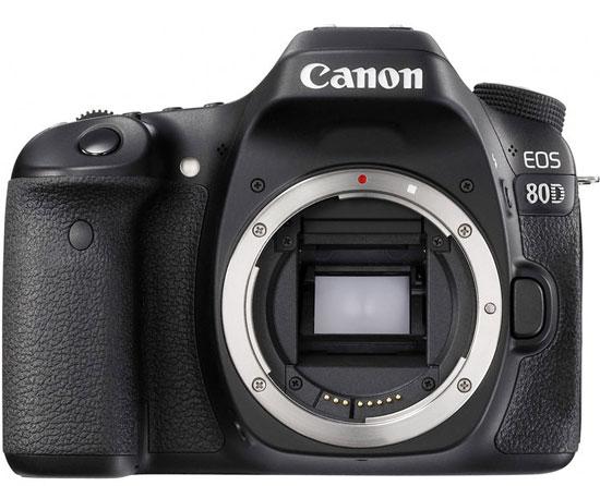 Canon 80D image