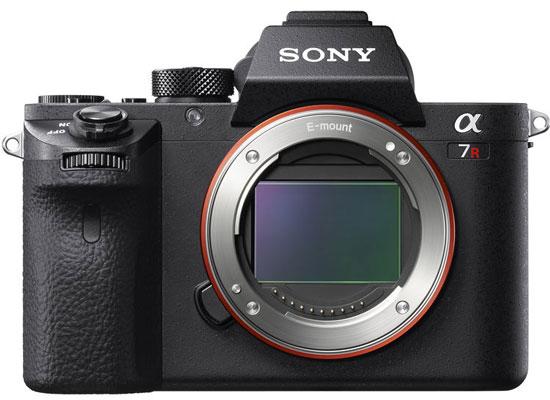 Sony A7R III Coming Soon Image