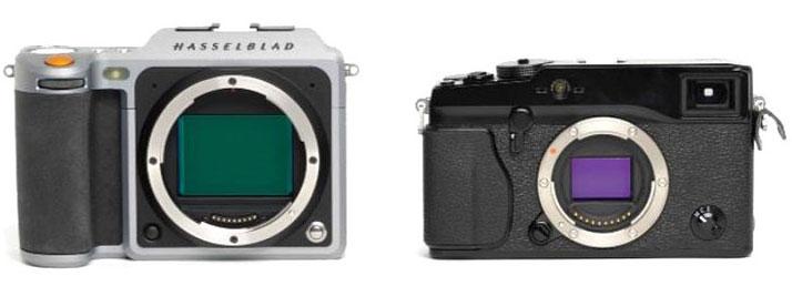 Hasselblad vs Fujifilm X-Pro2