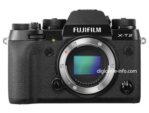 Fuji X-T2 image front