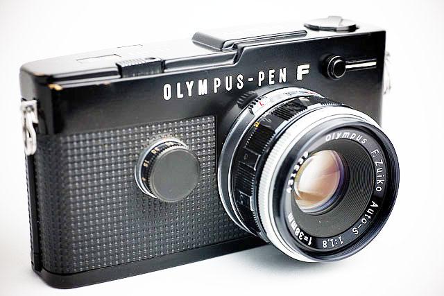 Olympus camera maker image