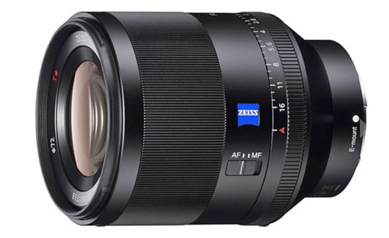 Sony 50mm Lenses